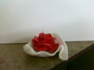 aranjament trandafir L