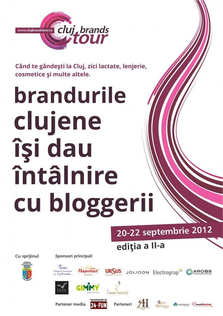 Cluj Brands Tour- editia a II a